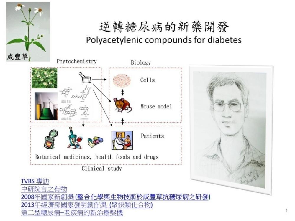 逆轉糖尿病的新藥開發