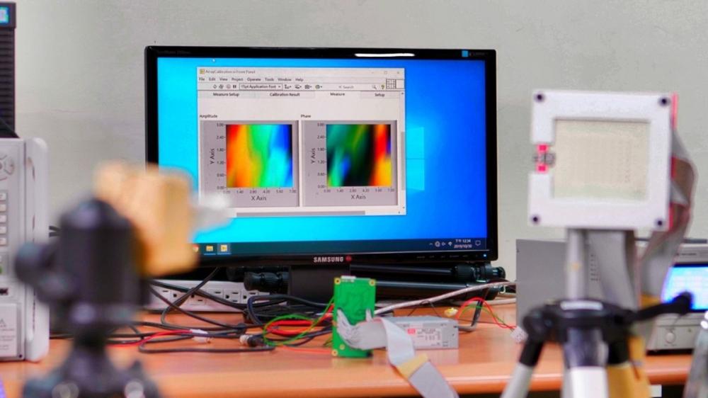 由「時」縮短至「秒」,5G/BG5毫米波陣列天線快速校正解決方案